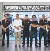Riverview Auto Services Team