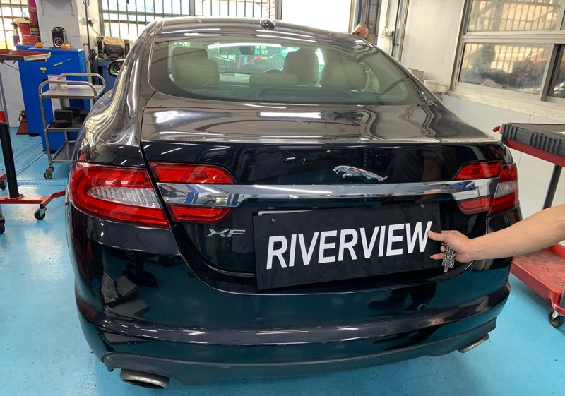 Jaguar XF Car Repair