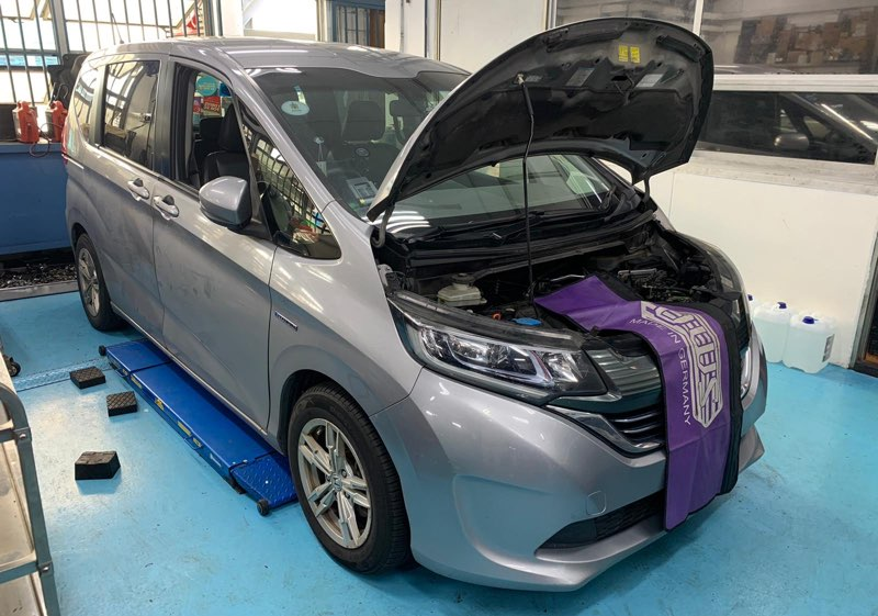 Honda Freed Car Repair