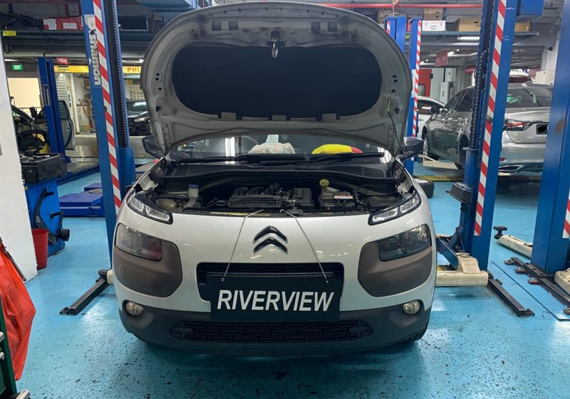 Citroen Cactus Car Repair