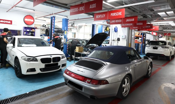 Servicing for Asian and Continental Cars